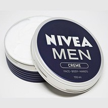 TOP PRICE & BEST QUALITY  NEW NIVEA MEN CREAM Creme Face Body  & Hands m... - $16.51