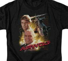 Airwolf Classic TV Series Retro 80s Jan-Michael Vincent Bellisario NBC106 image 2