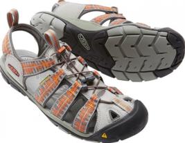 Keen Clearwater Cnx Größe US 9 M (D) Gr.42 Herren Sport Sandalen Schuhe Grau / - $71.92