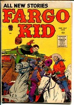 Fargo Kid Vol. 2 #3 1958-Prize-1st issue-Fargo Kid origin-Russ Heath-Sev... - $60.53
