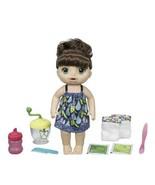 Baby Alive Sweet Spoonfuls Baby Doll Girl (Brunette) - $29.65