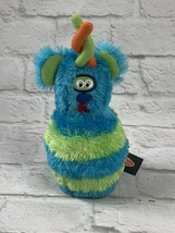Melissa & Doug Monster Bowling Replacement Pin Plush Blue and Green - $6.13