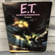 Vintage 1982 E.T. The Extra-Terrestrial Storybook Spielberg Scholastic Book - $7.91