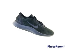 Nike Flex Rn 2018 Green Black Grey Low Top  Womans Shoes AA7408-002 Size 9 - $24.78