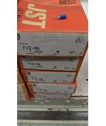 1 1000 Pack 16-14 Gauge Vinyl ring Crimp Terminals #8 4mm Stud FV2-M4 - $44.55