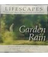 Lifescapes:Garden Rain Cd - $12.99