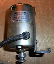 Kenmore 148 One Amp Motor #5150 On Mount w/Harness +Mounting Screw Lamp Wire Cut - $20.00