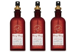 3 Bath & Body Works Aromatherapy Ylang Ylang 5 in 1 Essential Oil Mist 5.3 fl oz - $38.99