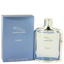 Jaguar Classic by Jaguar Eau De Toilette Spray for Men - $22.99