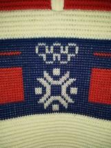 Norway Olympics Wool Sweater Sarajevo 1984 NORHEIM (Medium) - $400.00