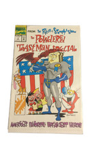 The Ren & Stimpy Show: The Powdered Toast Man Special #1 Marvel - Comic ... - $43.54