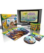 Crayola Undersea Adventures Color Stories Interactive DVD - $23.51