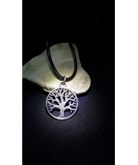 TREE OF LIFE RARE POWERS AMULET RARE WITCH TALISMAN DRAW POWER FAME SUCCESS - $43.50