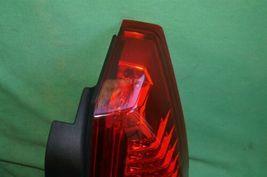 08-13 Cadillac CTS 4 door Sedan LED Rear Tail Light Lamp Passngr Right Side - RH image 5