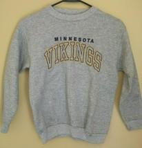 Youth Minnesota Vikings Sweatshirt M(10-12) - $13.78