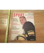Bobby Layne Pittsburgh Steelers Pro Football Sport Magazine 1961 - $14.99