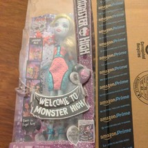 LAGOONA BLUE WELCOME TO MONSTER HIGH DOLL 2015 MATTEL DNX21 NRFB - $43.54