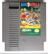 ☆ Arch Rivals (Nintendo System 1990) AUTHENTIC NES Game Cart Tested Works ☆ - $7.50