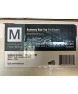 NEW Medical Art Press End Tab File Folders Letter 2 Fasteners Box/50 Fol... - $33.15
