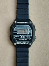 Duracell women's or youth vintage digital quartz watch - $5.30 CAD