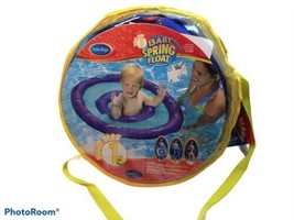 SWIMWAYS SWIM STEP ONE BABY SPRING FLOAT FOR 9-24 MONTHS - $19.79
