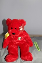 """TY Retired Beanie Buddies Collection 14"""" Large Osito Bear 1999 Beanie Babie - $19.79"""