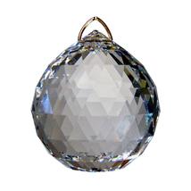 Swarovski 20mm Crystal Faceted Ball Prism image 2
