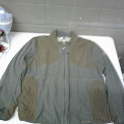 Primary image for Eddie Bauer Jacket Wind Breaker Mens XL Brown (mlc32)