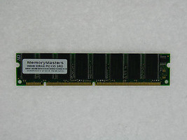 256MB SDRAM MEMORY RAM PC133 NON-ECC NON-REG DIMM