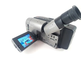 Sony Handycam CCD-TRV11 8mm Video8 Camcorder VCR Player Camera Video Tra... - $70.08