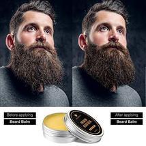 Naturenics Premium Beard Oil & Balm Wax Unscented Kit- Made with 100% Pure, Orga image 6