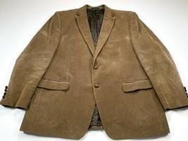 Lauren Ralph Lauren 46R Men's Corduroy Blazer Brown Jacket 46 Regular - $39.99