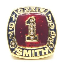 1978 1996 ozzie smith 2002 hall of fame rings - $21.30