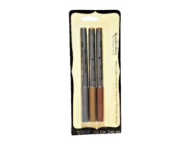 Recollections Metallic Markers, Set of 3, Gold, Silver, Copper