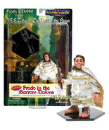 Year 1998 Middle Earth Lord of the Rings 3.5 Inch Hobbit FRODO in Barrow... - $34.99