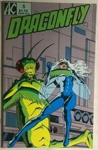 Dragonfly #5 (1986) Ac Comics Color Gga Fine - $12.86