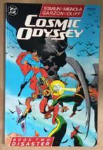 1988 Cosmic Odyssey Book Two Disaster TPB Starlin Mignola Garzon Oliff DC Comics - $14.69