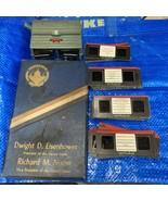 1950's Realist Viewfinder Rare Dwight D. Eisenhower Richard M Nixon - $327.24