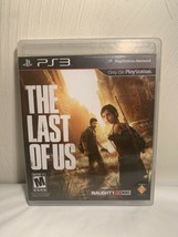 The Last of Us (Sony PlayStation 3, 2013) PS3 NO MANUAL - $12.11