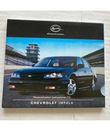2005 Chevrolet Impala Owner's Instructional CD Chevy - $9.89