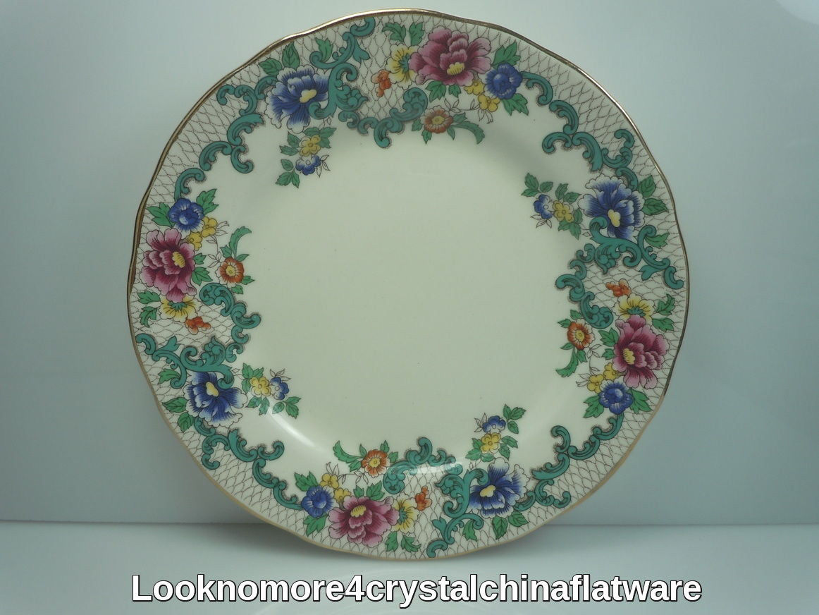 Primary image for Royal Cauldon Victoria Bread Butter Plate