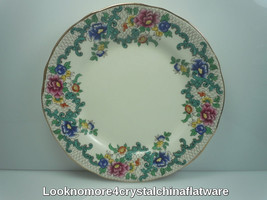 Royal Cauldon Victoria Bread Butter Plate  - $7.91