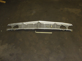 Oem 1964 Ford Galaxie 500 Grill Headlight Bezel With Emblem Badging Grille - $399.99