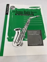 Jump Right In Solo Book 1A with CD Alto Saxophone - $12.34