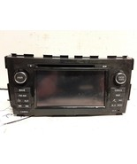 13 14 Nissan Altima sedan CD radio satellite navigation unit OEM 25915-3... - $231.40