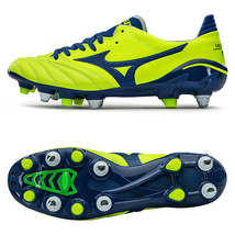 Mizuno Morelia Neo II MIX Japan Football Shoes Soccer Cleats Volt P1GC20... - $256.99