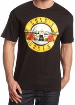 Guns N Roses Gnr Bullet Logo Jungle Music Rock Band Heavy Metal Punk Shirt 2-XL - $20.88+