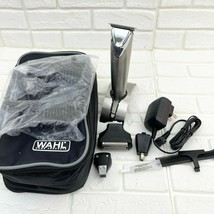Wahl Stainless Steel Lithium Ion 2.0+ Slate Beard Trimmer *CHIPPED BLADE... - $37.95