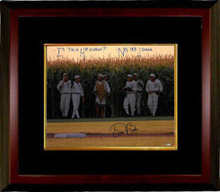 Dwier Brown signed Field of Dreams 16x20 Metall... - $137.00