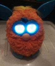 Hasbro Furby 2012 Toy - Orange/Blue/Yellow Mohawk  - $14.01